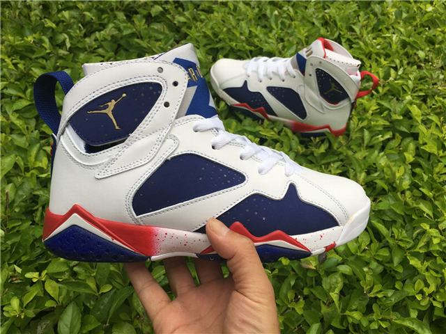 Authentic Air Jordan 7 Olympic GS