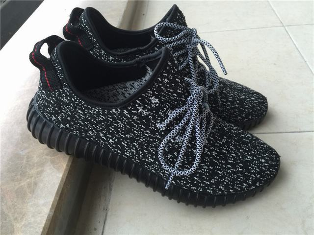 Authenitc Adidas Yeezy 350 Boost Black