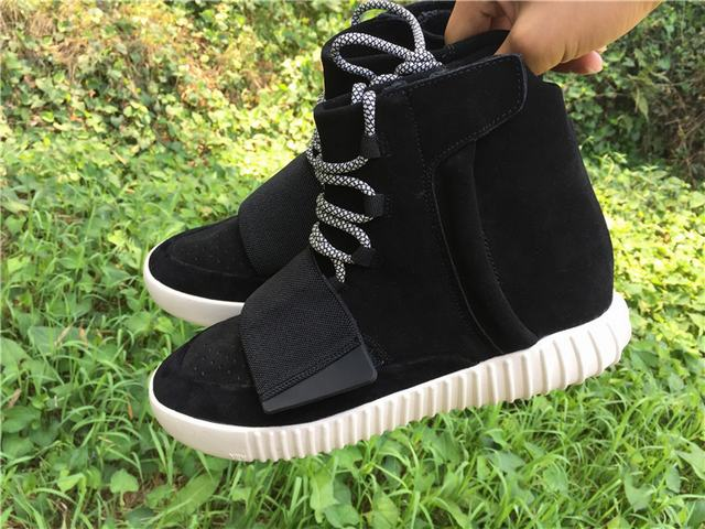 Authenitc Adidas Yeezy 750 Boost Black