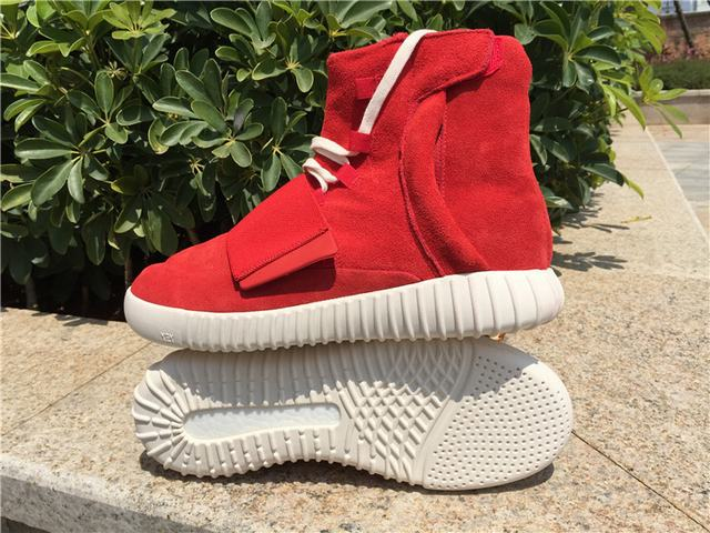 Authenitc Adidas Yeezy 750 Boost Red