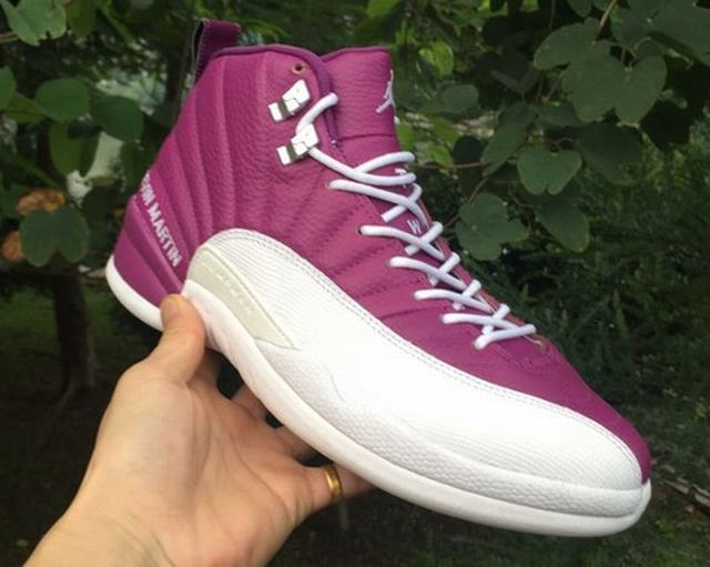 Authenitc Air Jordan 12 Kevin Martin