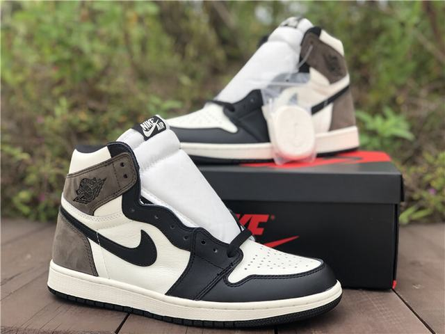"Authentic AJ 1 High OG ""Dark Mocha"""