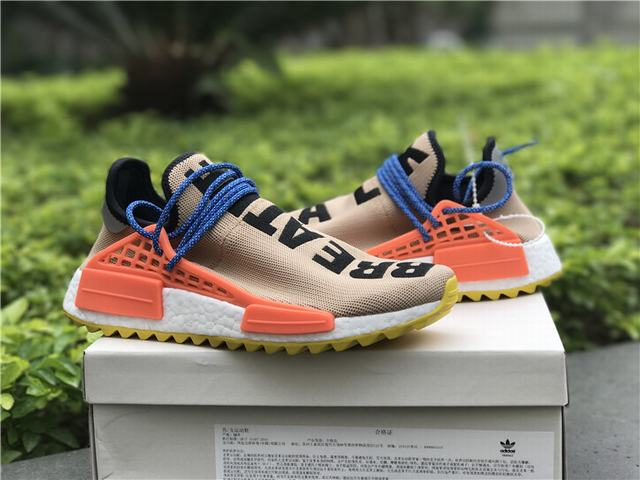 "Authentic Adidas Human Race NMD x Pharrell Williams ""Pale Nude"""