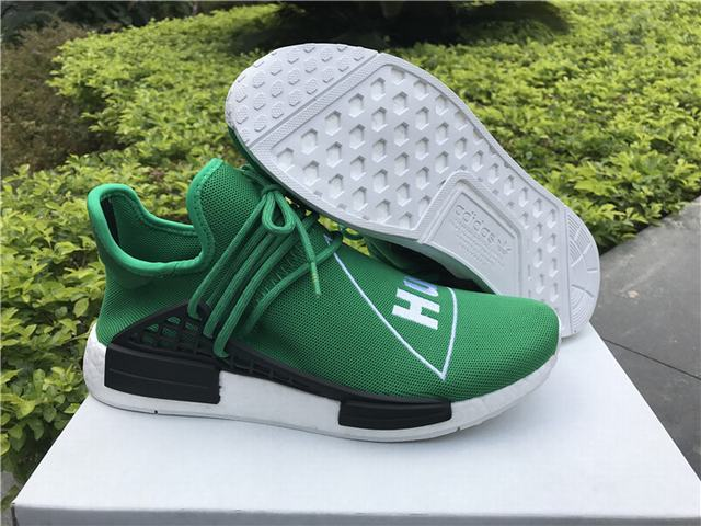 a33d8aac0c953 Authentic Adidas Human Race NMD x Pharrell Williams Green on sale ...