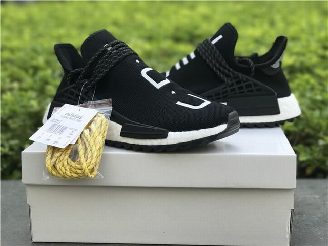 Authentic Adidas NMD Boost HUMAN RACE Black