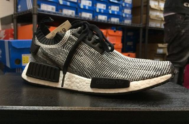 Authentic Adidas NMD R1 Primeknit Boost