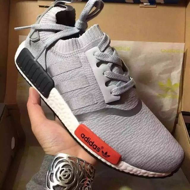 Authentic Adidas NMD Shoes-003