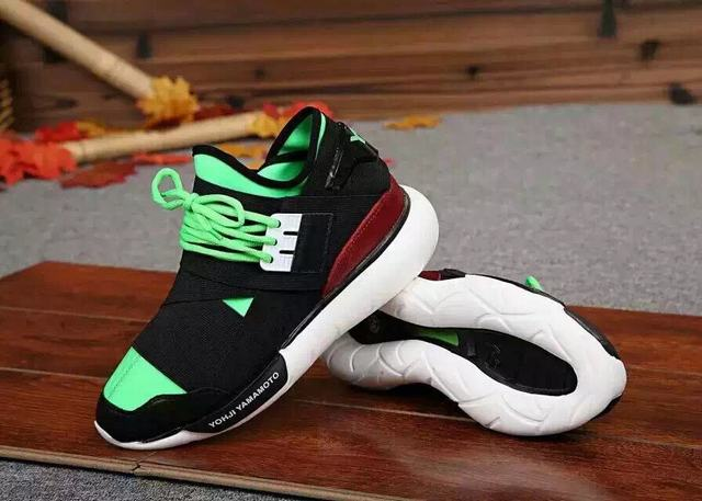 Authentic Adidas Y3 Shoes-001