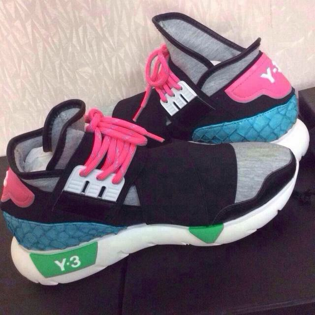 Authentic Adidas Y3 Shoes-011