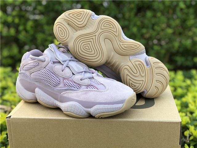 "Authentic Adidas Yeezy 500 ""Soft Vision"""