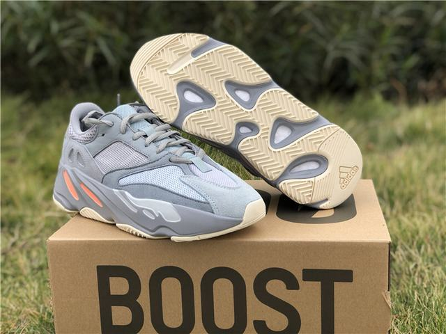 "Authentic Adidas Yeezy 700 Boost ""Inertia"""