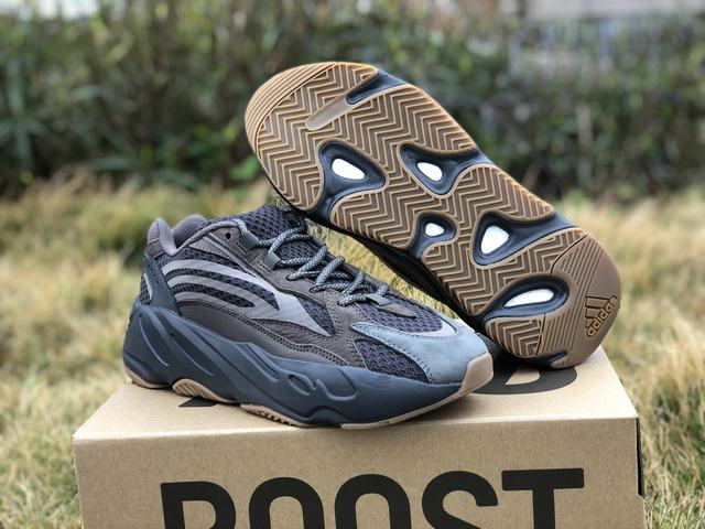 Authentic Adidas Yeezy 700 V2 Static Black