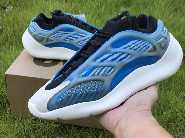 "Authentic Adidas Yeezy 700 V3 ""Arzareth"""