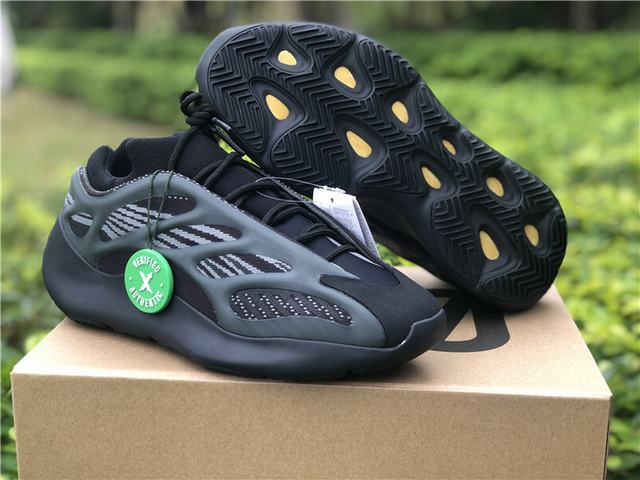 Authentic Adidas Yeezy 700 V3 Black