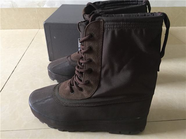 "5b2c63934d818 Authentic Adidas Yeezy 950 Boost ""Chocolate"" on sale"