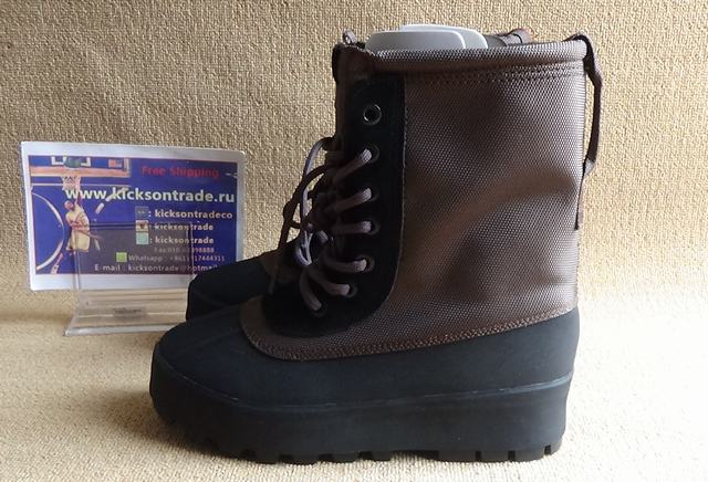 """Authentic Adidas Yeezy 950 Boost """"Pirate Black"""""""
