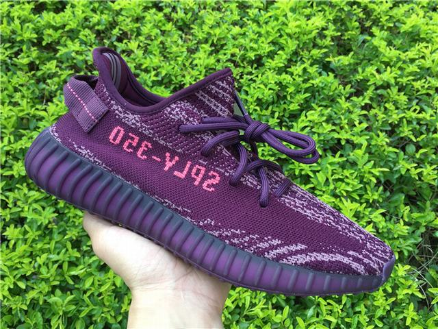 "Authentic Adidas Yeezy Boost 350 V2 ""Red Night"""