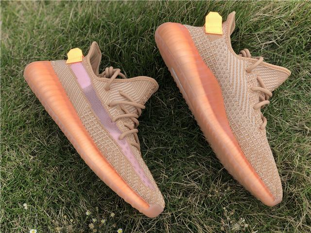 "Authentic Adidas Yeezy Boost 350 V2 ""Clay"""