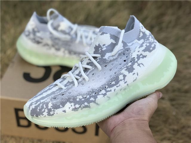 "Authentic Adidas Yeezy Boost 380 ""Alien"""