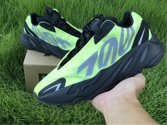 "Authentic Adidas Yeezy Boost 700 MNVN ""Phosphor"""