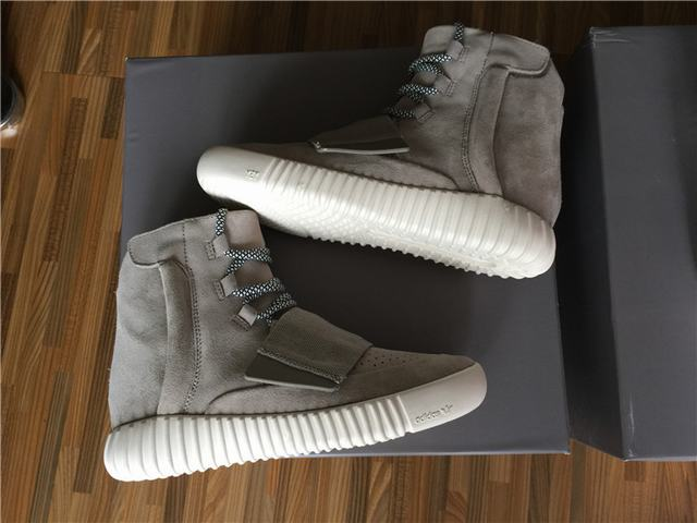 Authentic Adidas Yeezy Boost 750 Grey GS