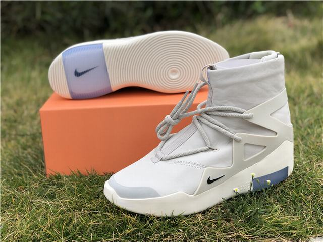 Authentic Air Fear of God 1 White