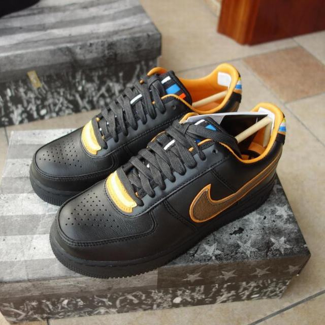 best service 3438f 62221 Authentic Air Force 1 Riccardo Tisci Givenchy Low Black on ...