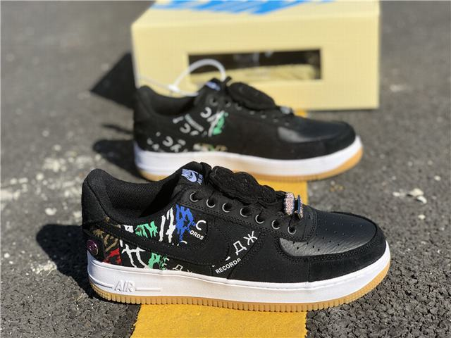 Authentic Air Force One Low Cactus Jack
