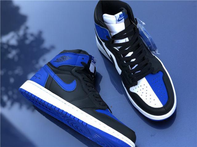 "Authentic Air Jordan 1 ""B.O.G"""