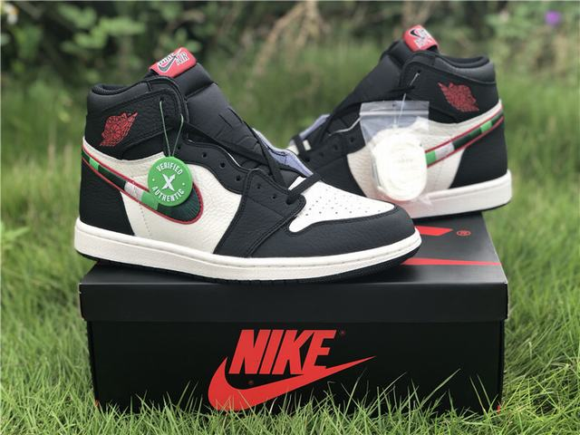 "Authentic Air Jordan 1 ""Sports Illustrated"""