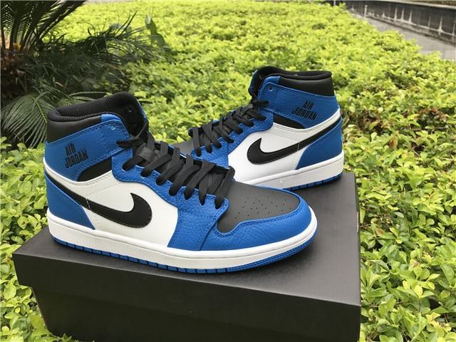 "Authentic Air Jordan 1 OG ""Royal"" 2017"
