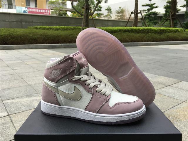 "Authentic Air Jordan 1 Retro ""Heiress"" GS"