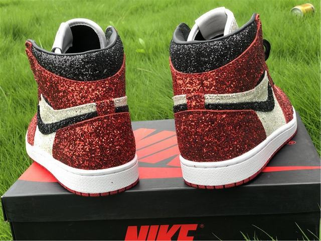Authentic Air Jordan 1 The North Pole Chicago