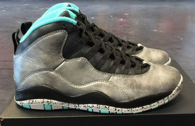 Authentic Air Jordan 10 Lady Liberty 2015