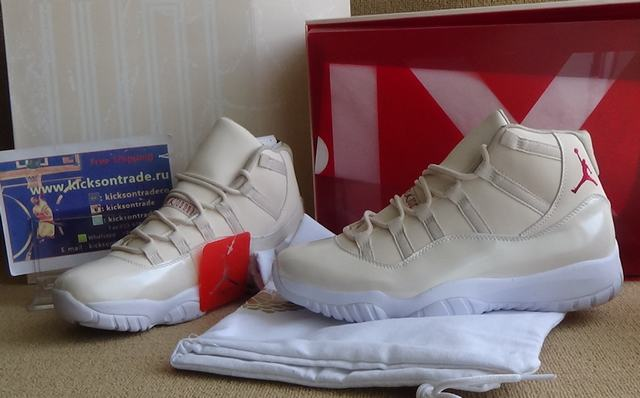 Authentic Air Jordan 11 Chinese New Year