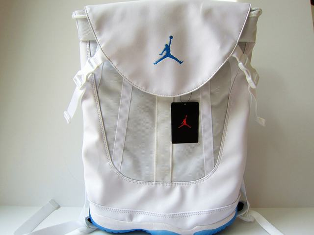 Authentic Air Jordan 11 Legend Blue Backpack