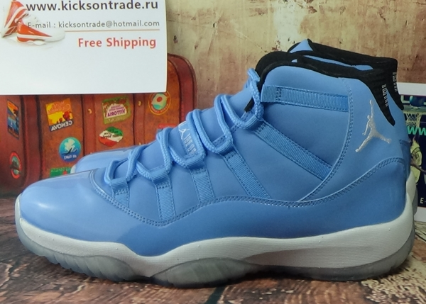 Authentic Air Jordan 11 Pantone