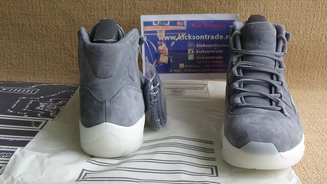 "Authentic Air Jordan 11 Premium ""Suede"""