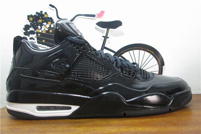 Authentic Air Jordan 11Lab4 Black