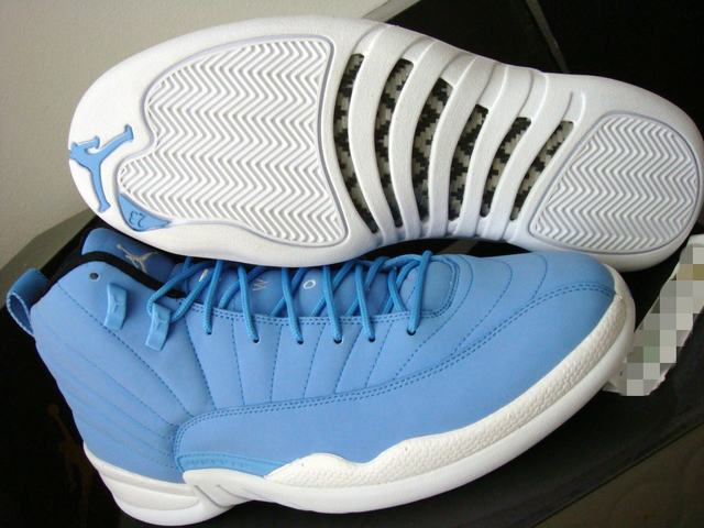 "Authentic Air Jordan 12 ""Pantone"""