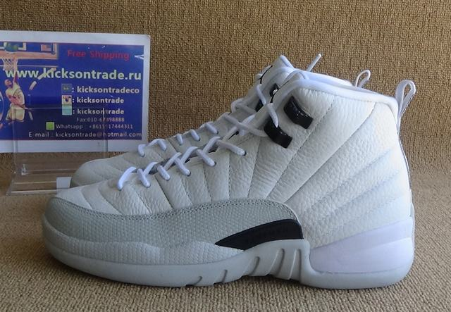 Authentic Air Jordan 12 Barons GS(In Stock)