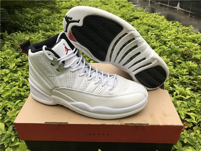 Authentic Air Jordan 12 Sunrise
