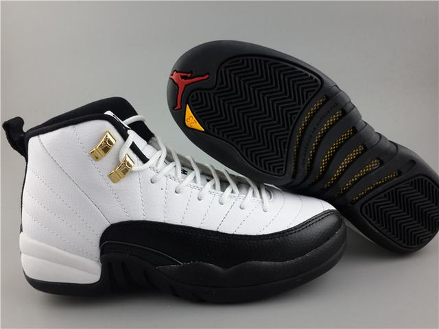 e384190e1d9058 Authentic Air Jordan 12 Taxi GS on sale