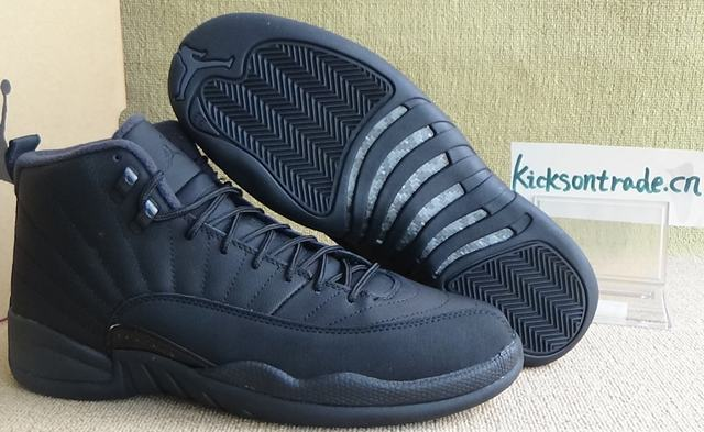Authentic Air Jordan 12 Winterized