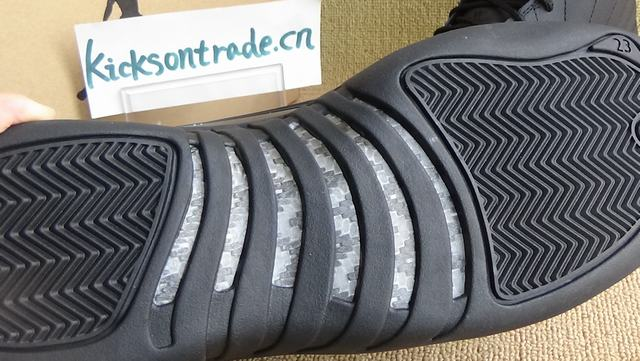 Authentic Air Jordan 12 Winterized