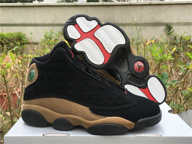 "Authentic Air Jordan 13 ""Olive"""