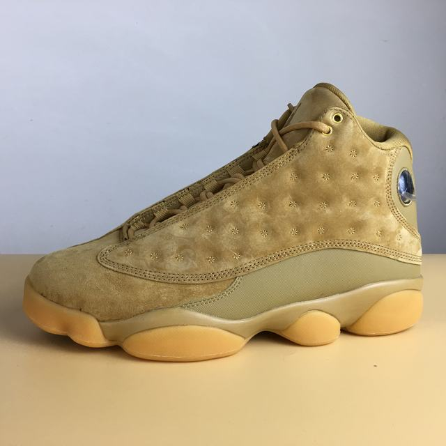 "Authentic Air Jordan 13 ""Wheat"""