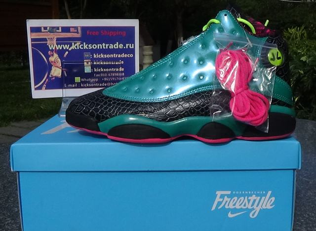 Authentic Air Jordan 13 Doernbecher