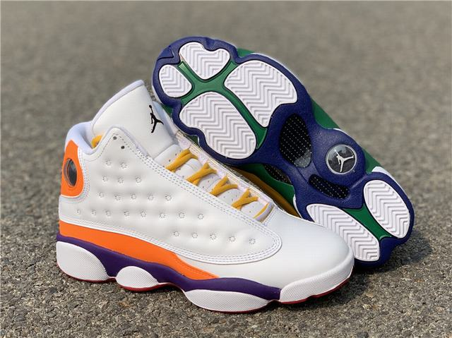 "Authentic Air Jordan 13 GS ""Playground"""
