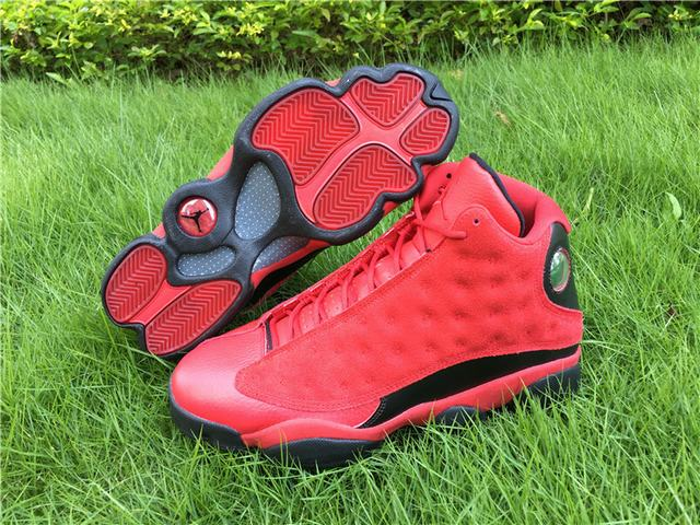 Authentic Air Jordan 13 Red